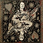 "Jon Langford ""Queen of Hearts"""