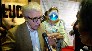 Woody Allen & me 2 arrow