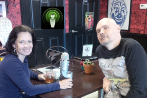 Me and Billy corgan podcast