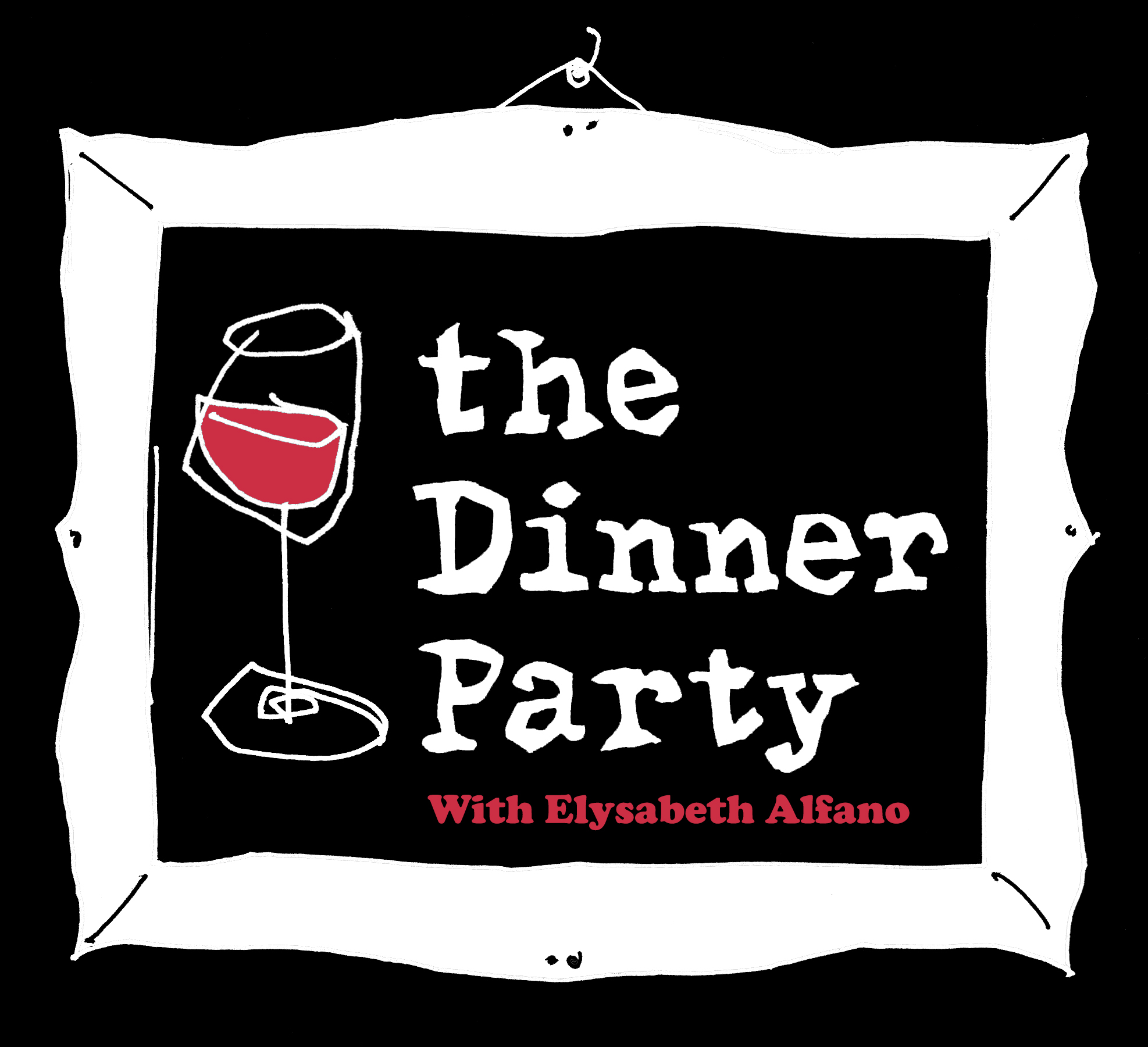 The Celebrity Dinner Party with Elysabeth Alfano - HD Video