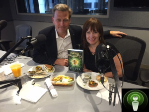 David Baldacci podcast