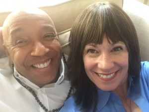 selfie Russell Simmons resized