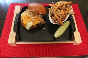Cheeseburger + fries + staub resize