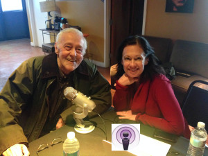 me and John mahoney podcast