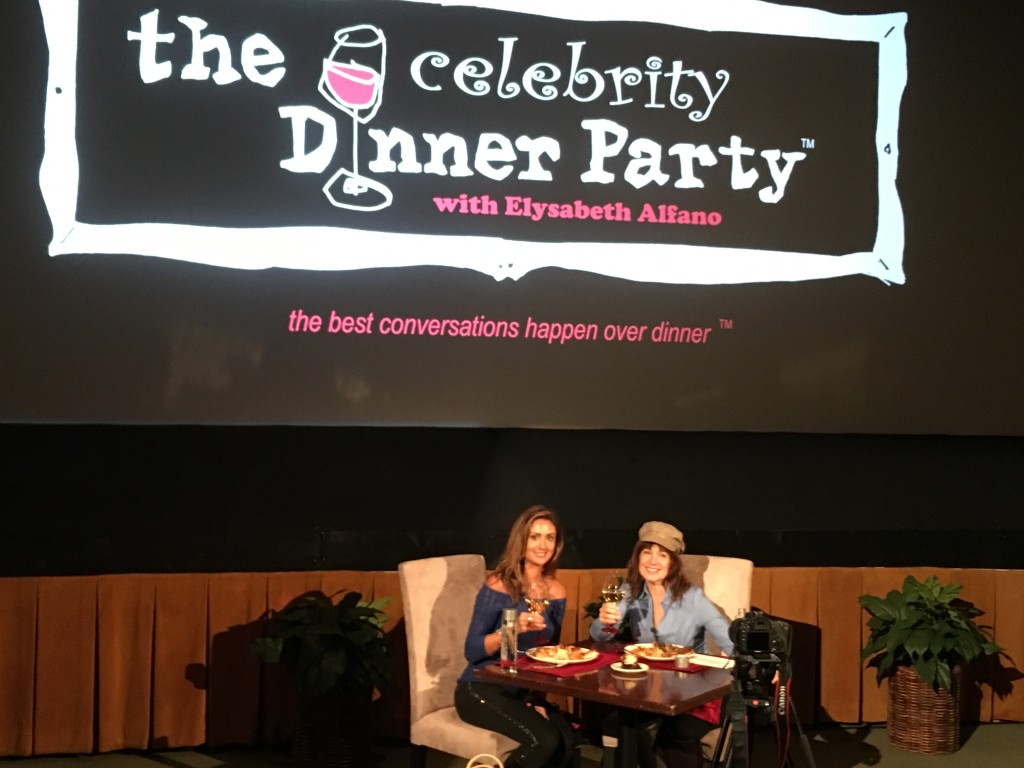 dinner party with katie cleary