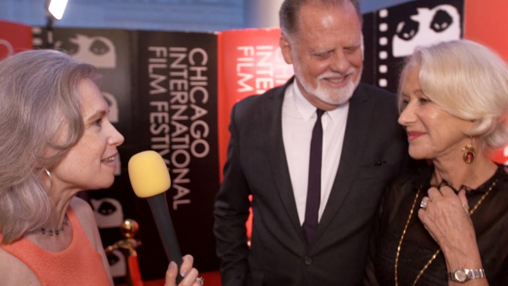 Me and Helen Mirren 2