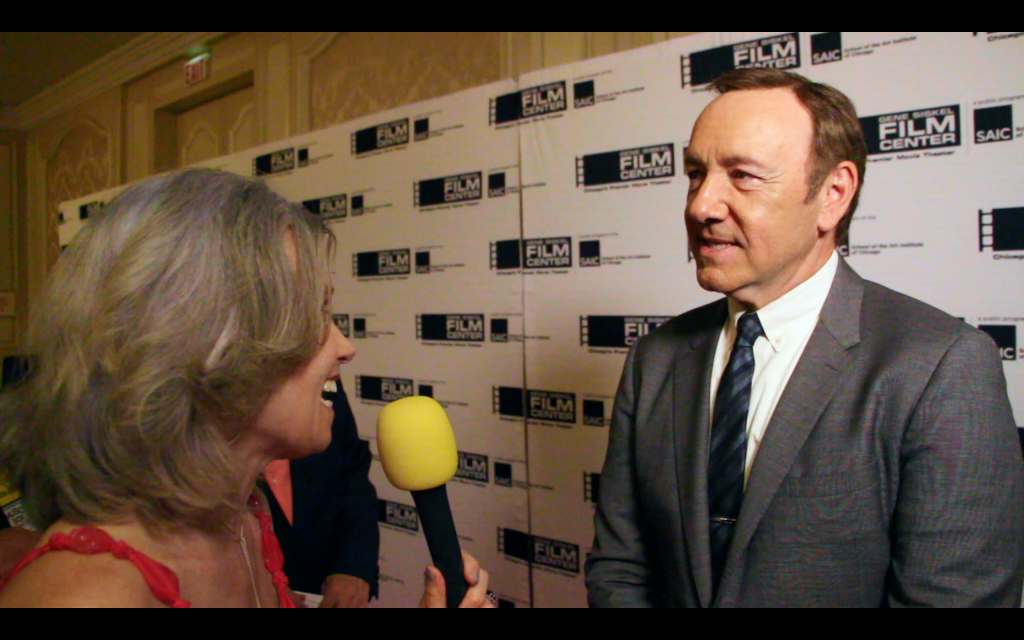me smiling 2 and kevin spacey